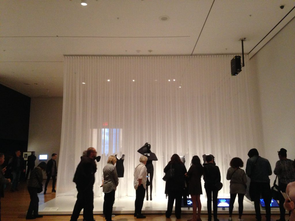 """Flyshionista Approved / We went to the fashion temporary exhibition held in MOMA """"Items: Is Fashion modern?"""""""